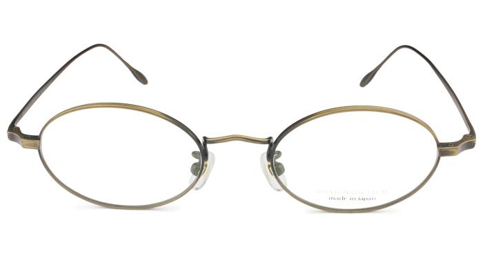 ノヴァ NOVA h-3027 c.5 アンティークゴールド 老眼鏡 遠近両用 伊達 メガネ 眼鏡 新品 送料無料 nova2