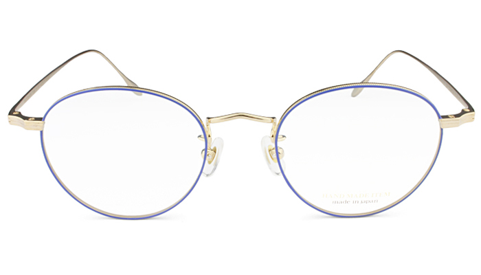 ノヴァ NOVA h-3028 c.9 ゴールド/ブルー 老眼鏡 遠近両用 伊達 メガネ 眼鏡 新品 送料無料 nova3