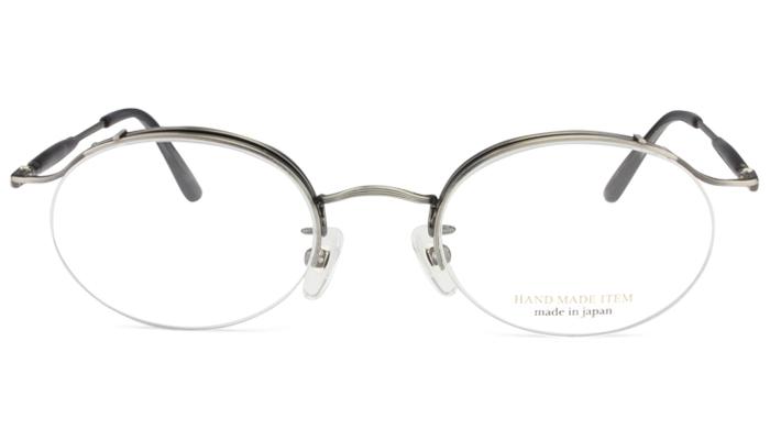 ノヴァ NOVA h-3032 c.4 アンティークシルバー 老眼鏡 遠近両用 伊達 メガネ 眼鏡 新品 送料無料 nova5