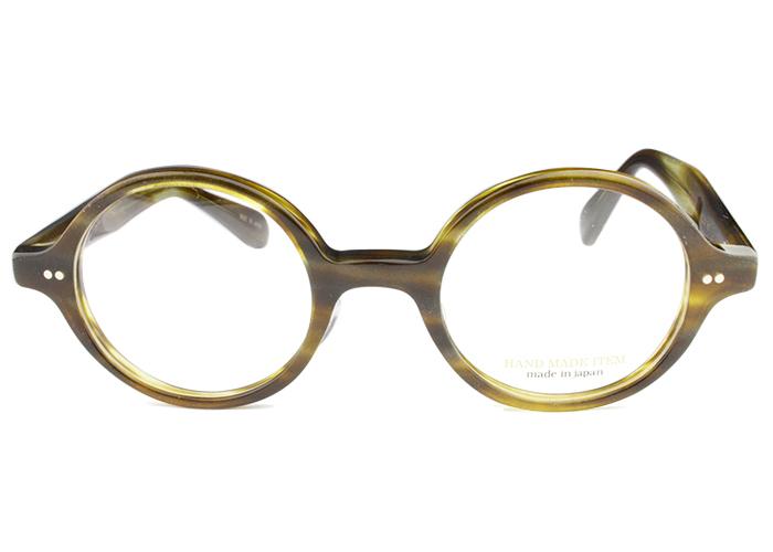 ノヴァ NOVA h-4020 c.3 ハバナ 丸 メガネ 眼鏡 伊達 新品 鼻パッド 送料無料 nov1