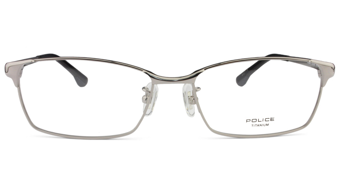 ポリス POLICE VPL940J 0568 グレー 眼鏡 メガネ めがね 新品 送料無料 po1