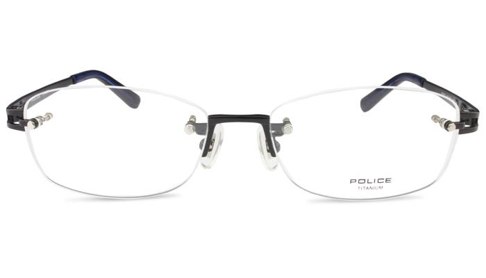 ポリス POLICE VPL943J 0530 ブラック 眼鏡 メガネ めがね 新品 送料無料 po2