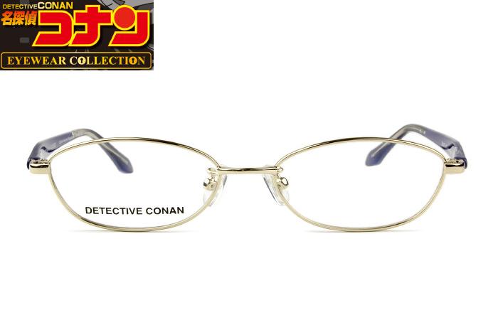 【即納!最大半額!】 名探偵コナン フレーム CONAN dc-1001 c.4 WGO(KID SIGN) 鼻パッド 度無し 度付き メガネ めがね 眼鏡 送料無料, zakka来福JUNE dde8ba55