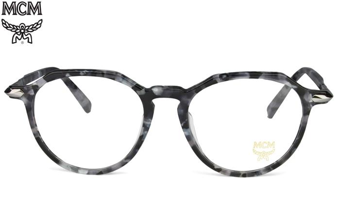 エムシーエム MCM MCM2664A 033 グレーマルチ 鼻パット 度無し/度付き メガネ 眼鏡 新品 送料無料