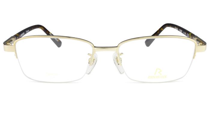 ローデンストック フレーム RODENSTOCK R0267 A ゴールド/デミ 度無し 度付き メガネ 眼鏡 新品 送料無料