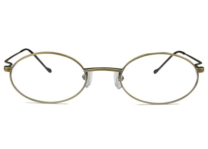 ユニオンアトランティック UNION ATLANTIC ua3600 c.11 アンティークゴールド メガネ 眼鏡 伊達 新品 老眼鏡 遠近両用 送料無料