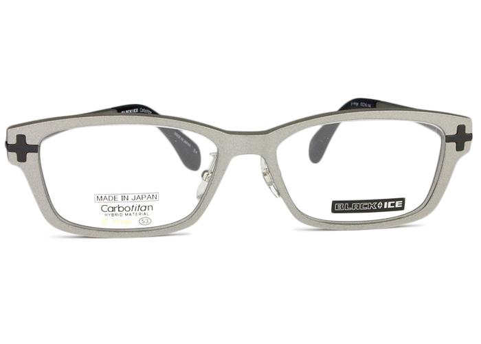 ブラックアイス BLACK ICE CT-7019 c.2 マットグレー メガネ 眼鏡 新品 伊達 老眼鏡 遠近両用 送料無料 bi1