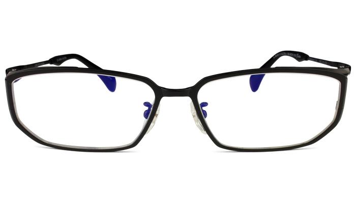 ウルトラセブン×BLACKICE Raise us-510 ダダ メガネ 眼鏡 めがね 度付き 数量限定 日本製 新品 送料無料