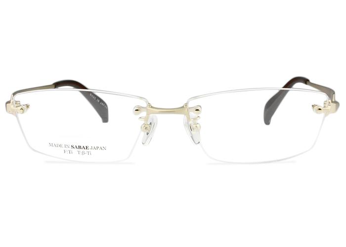 イヴァルブ EVOLVE1503j c.3 マットゴールドツーポイント メガネ めがね 眼鏡伊達 度付き 新品 送料無料
