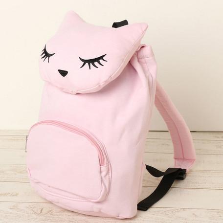 Rakuten Super sale points 10 times backpacks ladies bag osumashi Winnie the Pooh Chan Winnie the Pooh Chan backpacks ladies bag backpack daypack next backpack bag