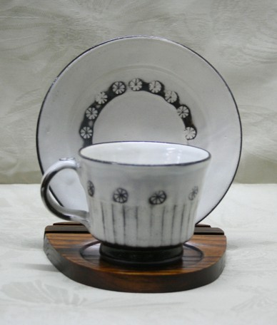 Suzuki Cup & Saucer tableware and cooking equipment made in Japan Japanese tea cups saucers makeshift coffee Bowl dish kitchen supplies