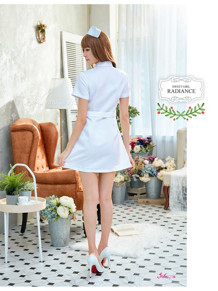 896e9a50d ... Puffy nipples straining cosplay nurse nurse outfit nurse uniform doctor  Joi white minivan API white costume ...