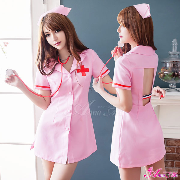 8b314097287bc Puffy nipples straining nurse cosplay nurse outfit nurse doctor lab coat  doctor nurse costume zombie blood ...