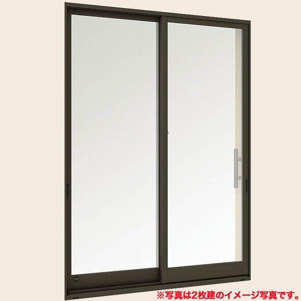【エントリーでP10倍 9/25まで】アルミサッシ 引き違いテラス LIXIL リクシル デュオPG 17822 W1820×H2230mm 半外型枠 複層ガラス 樹脂アングルサッシ 窓サッシ 引違い窓 DIY