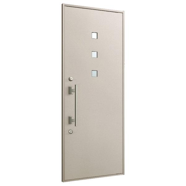 玄関ドア LIXIL ES玄関ドア 片開き 12型 K4仕様 H2118*W841mm【smtb-k】【kb】【玄関】【出入口】【扉】【リクシル】【トステム】【TOSTEM】