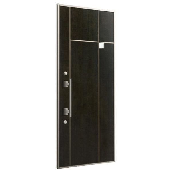 玄関ドア LIXIL ES玄関ドア 片開き 13型 K4仕様 H2118*W841mm【smtb-k】【kb】【玄関】【出入口】【扉】【リクシル】【トステム】【TOSTEM】