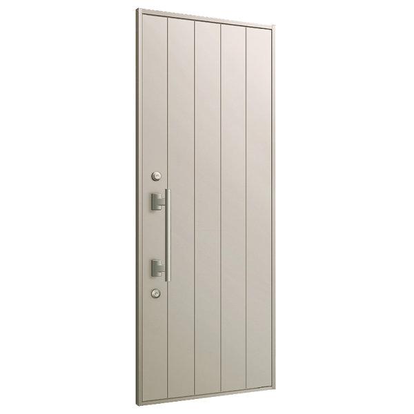 玄関ドア LIXIL ES玄関ドア 片開き 14型 K4仕様 H2118*W841mm【smtb-k】【kb】【玄関】【出入口】【扉】【リクシル】【トステム】【TOSTEM】