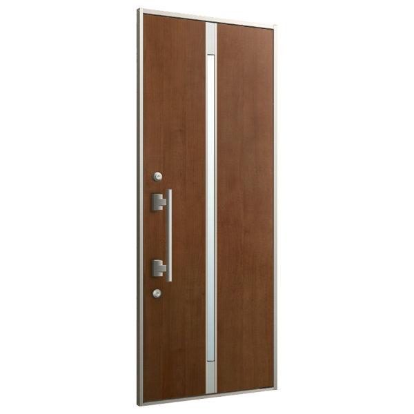 玄関ドア LIXIL ES玄関ドア 片開き 15型 K4仕様 H2118*W841mm【smtb-k】【kb】【玄関】【出入口】【扉】【リクシル】【トステム】【TOSTEM】