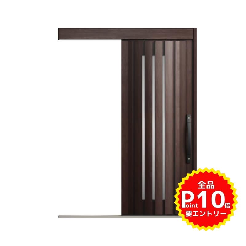 玄関引戸 リクシル エルムーブ2 L12型 一本引き 本体鋼板仕様 呼称W166 W1660×H2150mm 玄関引き戸 LIXIL/TOSTEM トステム 玄関ドア サッシ リフォーム DIY