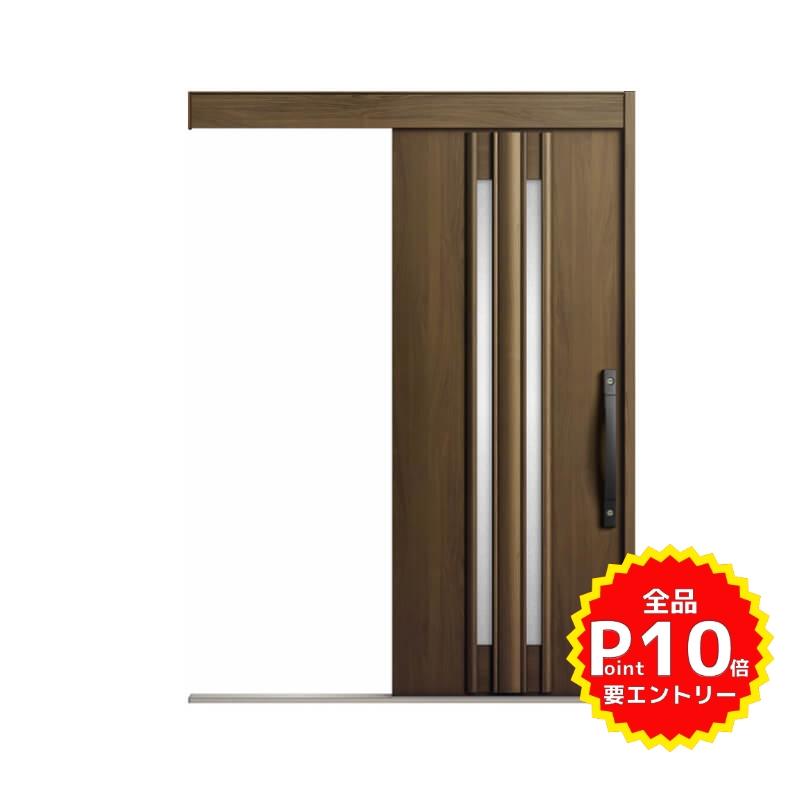 玄関引戸 リクシル エルムーブ2 L14型 一本引き 本体鋼板仕様 呼称W166 W1660×H2150mm 玄関引き戸 LIXIL/TOSTEM トステム 玄関ドア サッシ リフォーム DIY
