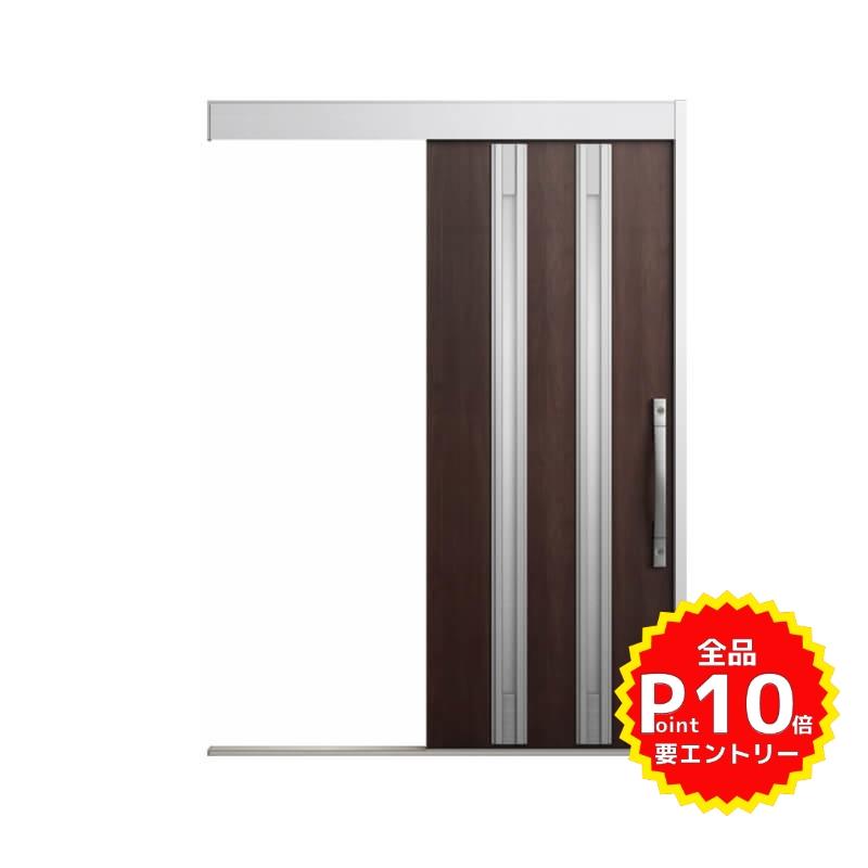 玄関引戸 リクシル エルムーブ2 L20型 一本引き 本体鋼板仕様 呼称W160 W1608×H2150mm 玄関引き戸 LIXIL/TOSTEM トステム 玄関ドア サッシ リフォーム DIY
