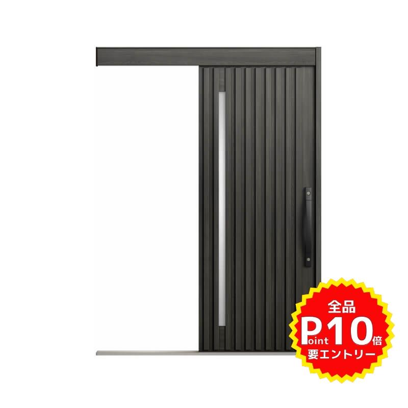 玄関引戸 リクシル エルムーブ2 L23型 一本引き 本体鋼板仕様 呼称W160 W1608×H2150mm 玄関引き戸 LIXIL/TOSTEM トステム 玄関ドア サッシ リフォーム DIY