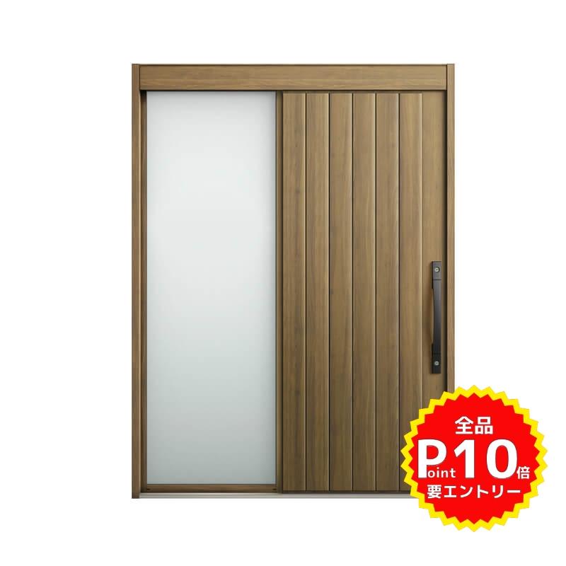 玄関引戸 リクシル エルムーブ2 L27型 片袖 本体鋼板仕様 呼称W164 W1640×H2288mm 玄関引き戸 LIXIL/TOSTEM トステム 玄関ドア サッシ リフォーム DIY