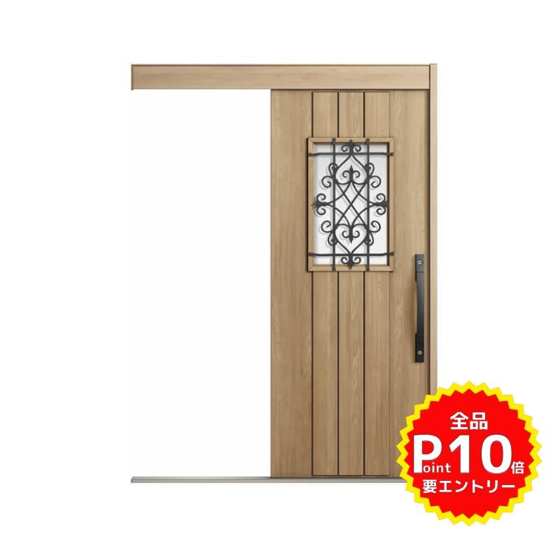 玄関引戸 リクシル エルムーブ2 L61型 一本引き 本体鋼板仕様 呼称W183 W1838×H2150mm 玄関引き戸 LIXIL/TOSTEM トステム 玄関ドア サッシ リフォーム DIY