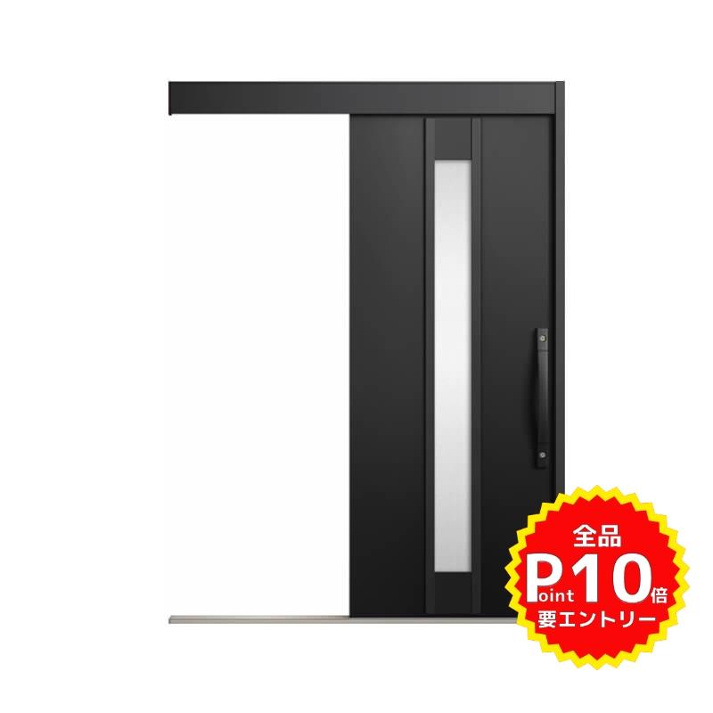 【エントリーでP10倍 23日20時~28日1時59分まで】玄関引戸 リクシル エルムーブ2防火戸 L19型 一本引き 本体鋼板仕様 呼称W160 W1608×H2150mm 玄関引き戸 LIXIL/TOSTEM トステム 玄関ドア サッシ