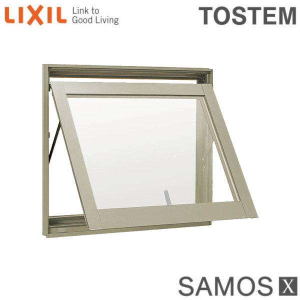 樹脂アルミ複合サッシ 横すべり出し窓(グレモン) 03603 W405×H370 LIXIL サーモスX 半外型 LOW-E複層ガラス(アルゴンガス入)