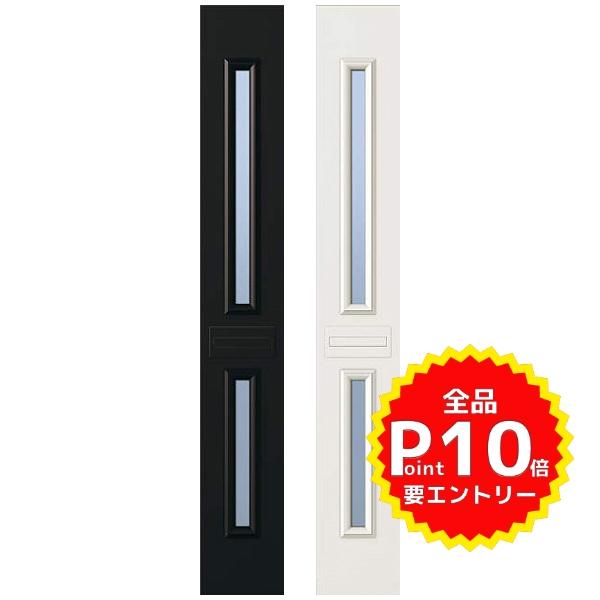 玄関ドア 取替用玄関ドア用 DP-2051P 袖パネル ポスト付き(1台)【デュガードデュオ DH2250用】YKKap【玄関】【出入口】【取替】