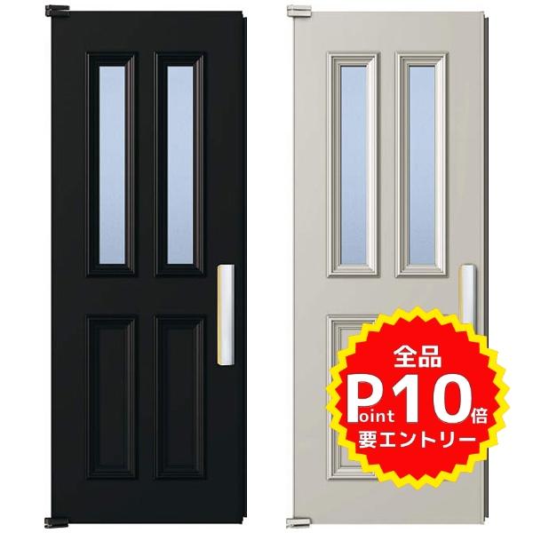 玄関ドア 取替用玄関ドア用 DS-2072A-R(L) 両開き用子扉【デュガードデュオII DH2310用】YKKap【玄関】【出入口】【取替】