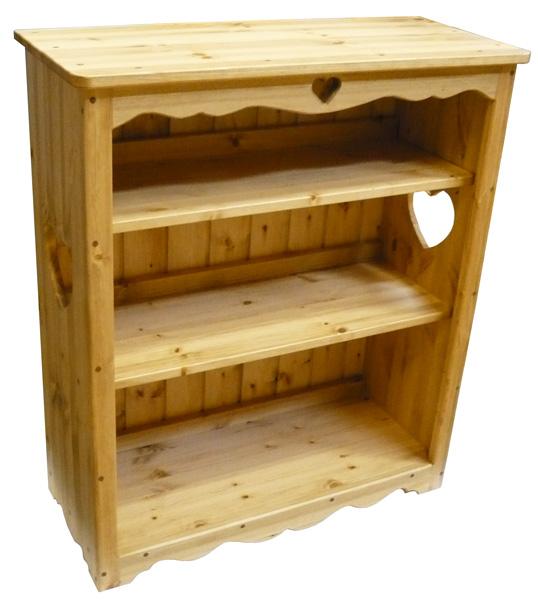 [カントリー家具]ブックキャビネット(本棚)【送料無料】マルチキャビネットやディスプレイキャビネットに![完成品]木製 ナチュラル カントリーテイスト フレンチカントリー モダン 無垢