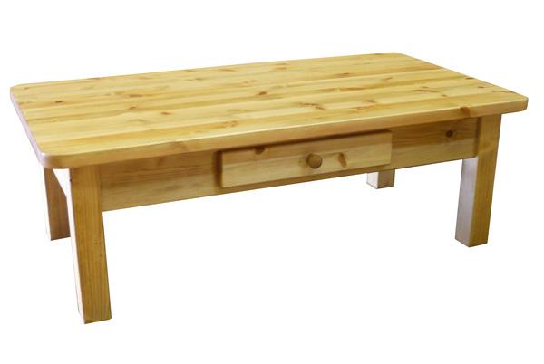 [カントリー家具]ローテーブルW1000【送料無料】パイン家具/テーブル/ローテーブル[完成品]木製 ナチュラル カントリーテイスト フレンチカントリー モダン 無垢