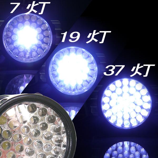 高価値 3パターン点灯+点滅の高輝度 高級な 37灯LEDヘッドライト アウトドアや夜釣りDIYに