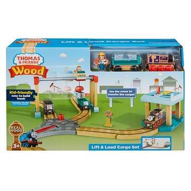 トーマス おもちゃ 男の子 3歳 4歳 木製 レール いじわる貨車 いたずら貨車とチャーリーのクレーンセット きかんしゃトーマス 知育玩具