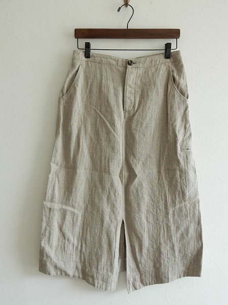 リゼッタ Lisette リネンタイトスカート 38【中古】【10H71】【高価買取中】【店頭受取対応商品】