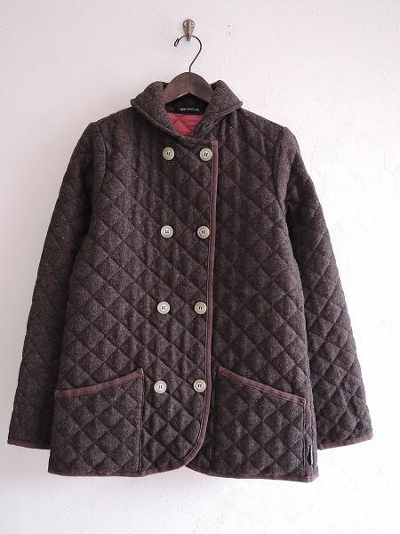 トラディショナルウェザーウェア Traditional Weatherwear ウールキルトジャケット 34【中古】【91I71】【高価買取中】【店頭受取対応商品】
