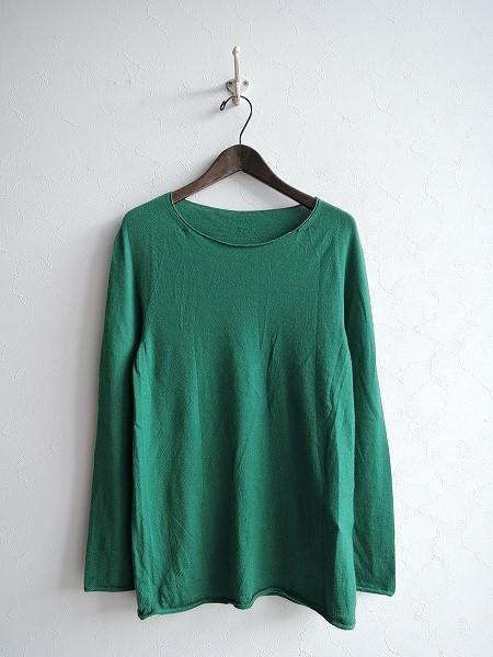 糸衣 Itoi カシミヤホールガーメントセーター -【中古】【71J71】【高価買取中】【店頭受取対応商品】