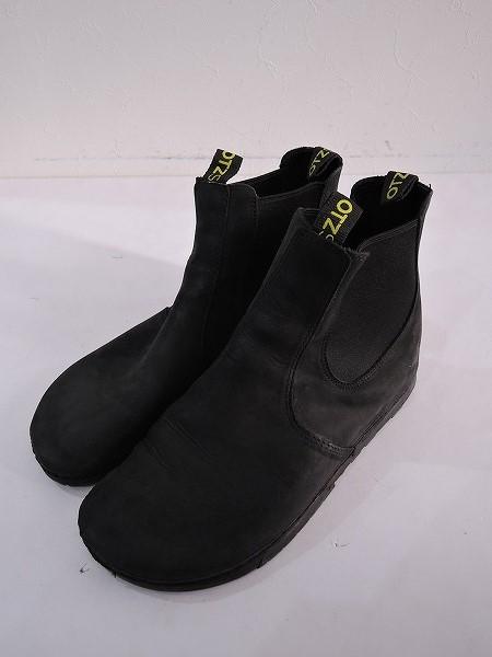 オッツィシューズ OTZ SHOES サイドゴアショートブーツ EUR43/UK9/27.7cm【中古】【80L71】【高価買取中】【店頭受取対応商品】
