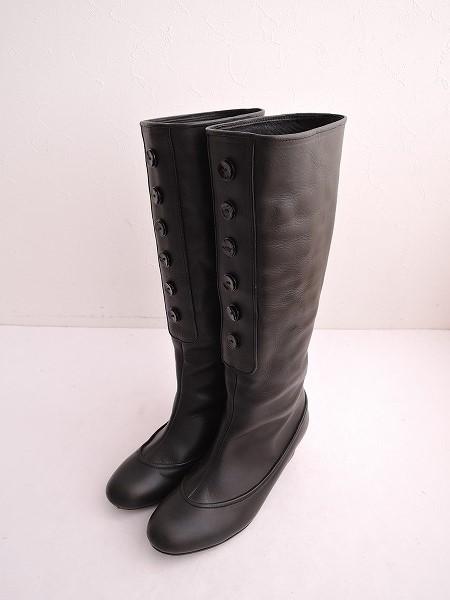 ミナペルホネン mina perhonen henley boots ロングブーツ 39【中古】【21C81】【高価買取中】【店頭受取対応商品】
