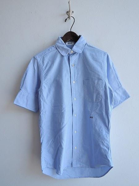 ジャーナルスタンダード レサージュ JOURNAL STANDARD Lessage コットンシャツ 13 1/2【中古】【72E81】【高価買取中】【店頭受取対応商品】