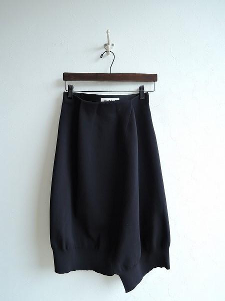 エンフォルド ENFOLD イレギュラーヘムタイトスカート 36【中古】【81E81】【高価買取中】【店頭受取対応商品】