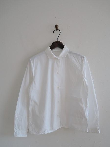 ランフランセダンタン Lin francais d'antan コットンシャツ -【中古】【91E81】【高価買取中】【店頭受取対応商品】