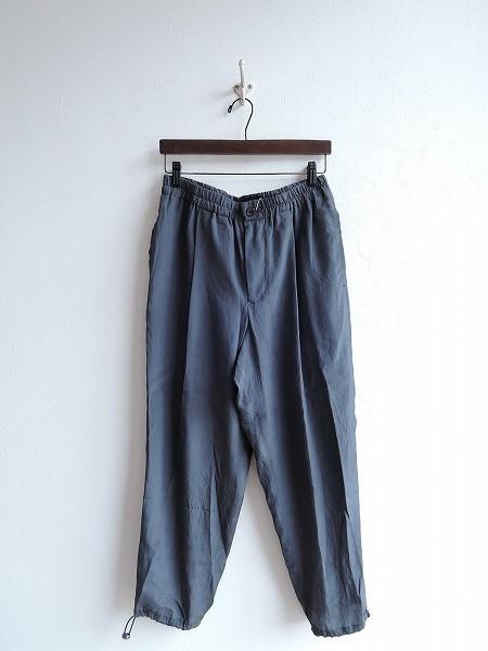 【新品】 ティム tim. DRAPE CLOTH PANTS パンツ 2【中古】【22E81】【高価買取中】【店頭受取対応商品】
