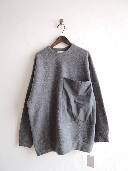 【新品】 ルー ダルトン LOU DALTON ポケットスウェットシャツ M【中古】【42E81】【高価買取中】【店頭受取対応商品】