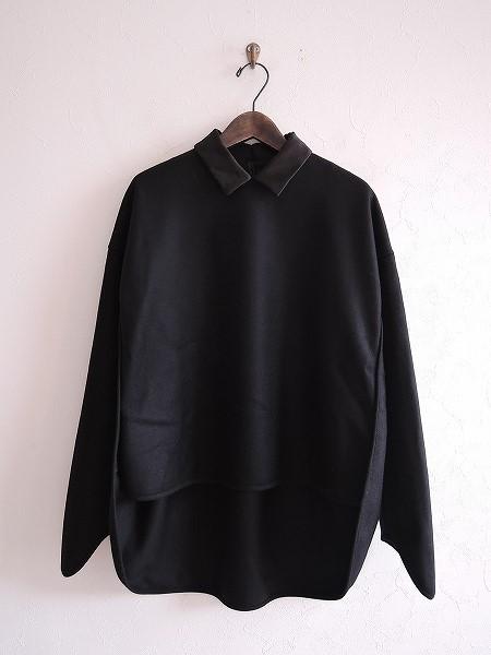 【新品】 ザリラクス THE RERACS WITH COLLER DRESS 衿付きウールブラウス 36【中古】【32E81】【高価買取中】【店頭受取対応商品】