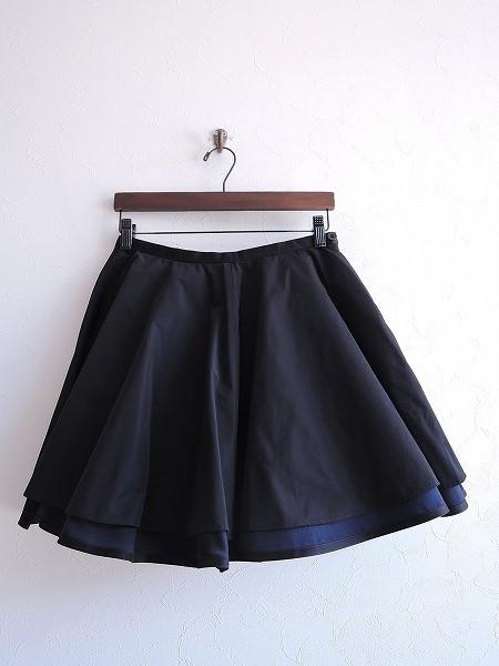 プティローブノアー petite robe noire サーキュラースカート M【中古】【52E81】【高価買取中】【店頭受取対応商品】