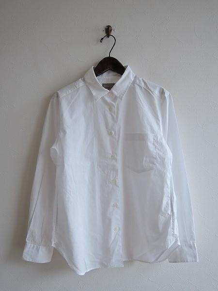 マーガレットハウエル MARGARET HOWELL コットンシャツ 1【中古】【11F81】【高価買取中】【店頭受取対応商品】