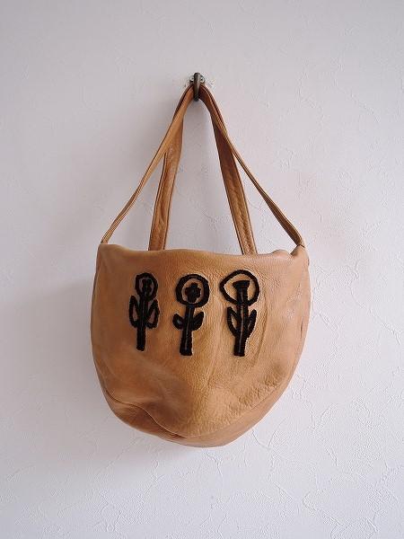 ミナペルホネン mina perhonen day dream globe bag グローブバッグ【中古】【71F81】【高価買取中】【店頭受取対応商品】